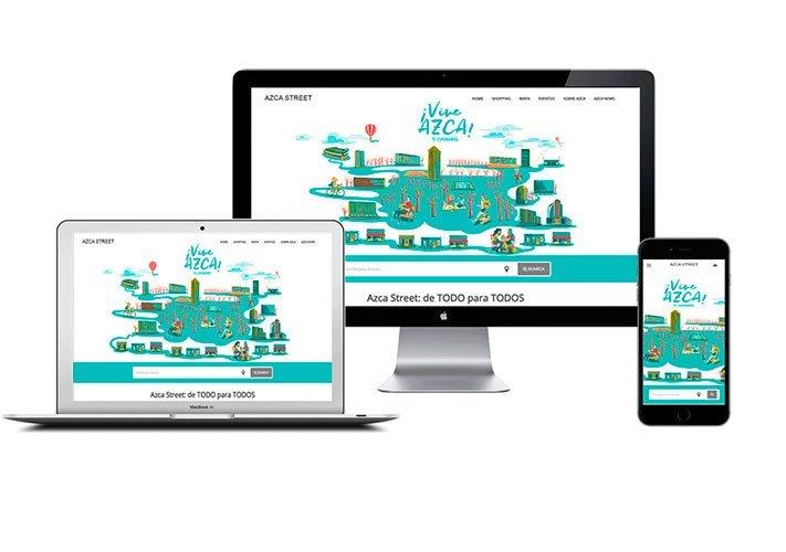Te Veo Online Clientes Azca Street